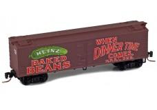Micro-Trains 40' wood side boxcar 51800510