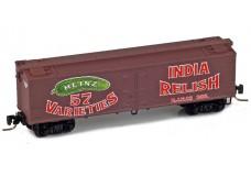 Micro-Trains 40' wood side boxcar 51800520