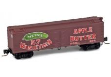 Micro-Trains 40' wood side boxcar 51800530