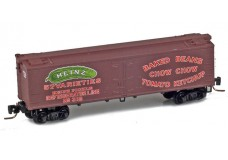 Micro-Trains 40' wood side boxcar 51800540