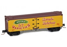Micro-Trains 40' wood side boxcar 51800640