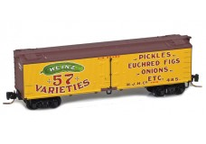 Micro-Trains 40' wood side boxcar 51800670
