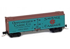 Micro-Trains 40' wood side boxcar 51800692