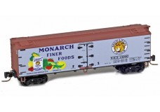Micro-Trains 40' wood side boxcar 51800710