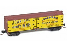 Micro-Trains 40' wood side boxcar 51800720