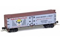 Micro-Trains 40' wood side boxcar 51800740