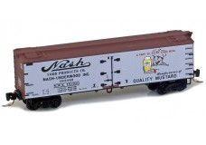 Micro-Trains 40' wood side boxcar 51800790