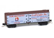 Micro-Trains 40' wood side boxcar 51800820