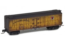 Micro-Trains 40' wood side reefer weathered 51844330