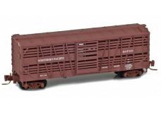 Micro-Trains 40' despatch stock car 52000232