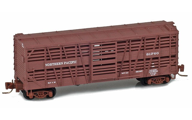 Micro-Trains 40' despatch stock car 52000232