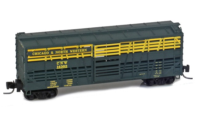 Micro-Trains 40' despatch stock car 52000242
