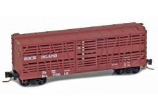Micro-Trains 40' despatch stock car 52000252