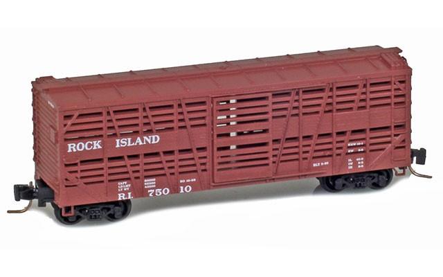 Micro-Trains 40' despatch stock car 52000251