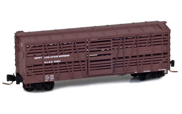 Micro-Trains 40' despatch stock car 52000261