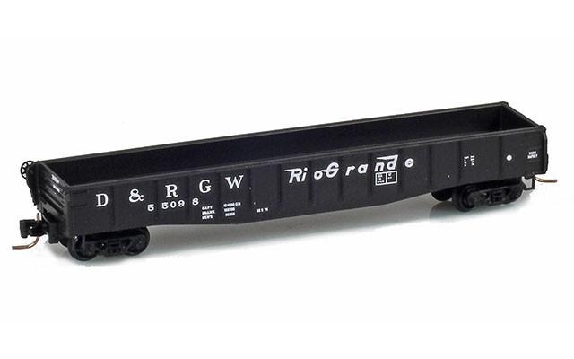 Micro-Trains 50' fishbelly gondola 52200312
