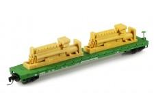 Micro-Trains 60' flat car 52400041