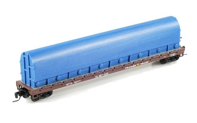 Micro-Trains 60' flat car 52400052