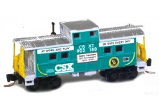 Micro-Trains Center Cupola Caboose 53500420