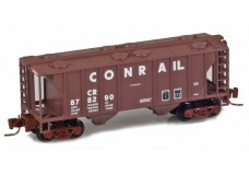Micro-Trains PS2 covered hopper 53100242