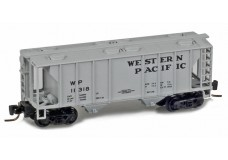 Micro-Trains PS2 2-bay Covered Hoppers 53100252
