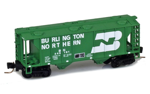 Micro-Trains PS2 Covered hopper 53100311