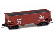 Micro-Trains Two-bay offset-side hopper 53300142