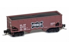 Micro-Trains Two-bay offset-side hopper 53300171
