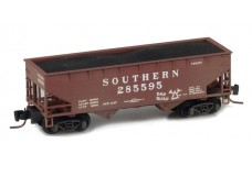 Micro-Trains Two-bay offset side hopper 53344120