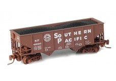 Micro-Trains 33' Twin bay hopper with rib sides 53400022