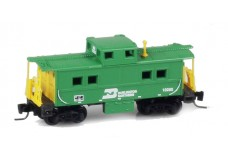 Micro-Trains Center cupola caboose 53500290