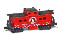 Micro-Trains Center Cupola Caboose 53500450