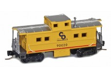 Micro-Trains Center Cupola Caboose 55000460