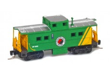 Micro-Trains Center Cupola Caboose 53500470