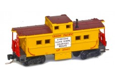 Micro-Trains Center Cupola Caboose 53500480