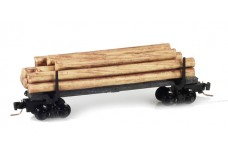 Micro-Trains 40' modern log car 53800150