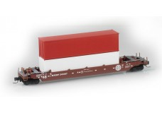 Micro-Trains Gunderson Husky Stack 54000060