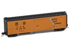 Micro-Trains 51' Rivet side mechanical reefer 54800102