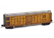 Micro-Trains 51' rivet side mechanical reefer 54844040