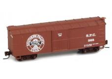 Micro-Trains Wood sheathed single door boxcar 80000180