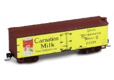 Micro-Trains 40' Double-Sheathed Wood Box Car, Single Door JW10496