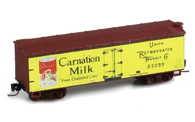 Micro-Trains 40' Double-Sheathed Wood Box Car, Single Door JW10496