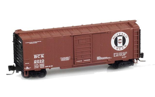 Micro-Trains 40' single door boxcar MTL7208