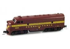 Micro-Trains EMD F7 A 14002-2