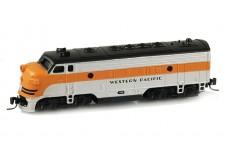 Micro-Trains EMD F7 14006-2
