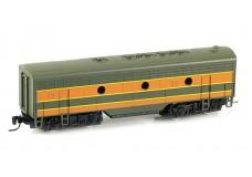 Micro-Trains EMD F7 B 17008-2