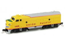 Micro-Trains EMD F7 A powered 98001010