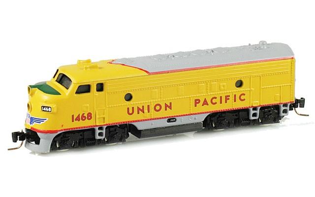 Micro-Trains EMD F7 A powered 98001010