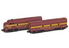 Micro-Trains EMD F7A & B Set 98001021_set