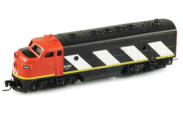Micro-Trains F7 powered A unit 98001190